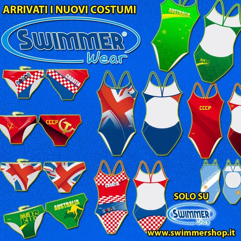 Arrivati i nuovi costumi swimmerwear swimmershop blog - Piscina trezzano sul naviglio nuoto libero ...