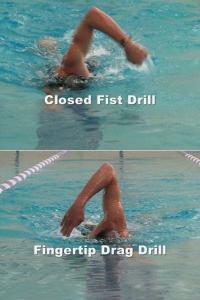 esercizi tecnica nuoto allenamento swimmershop finis gary hall